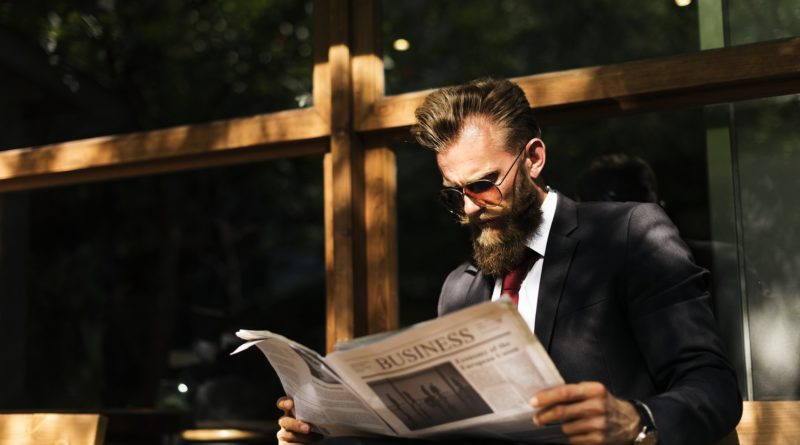 Image Of A Gentleman (The Ultimate Guide To Buying Your First Suit 2018)