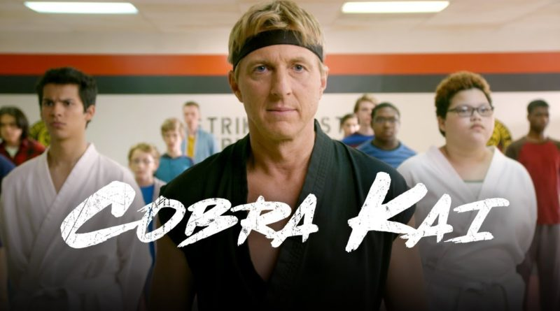 Cobra Kai - The Saga Continues