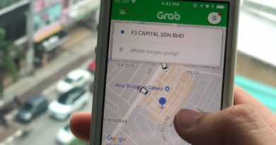 Grab Is Buying Over Uber