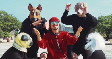 Namewee Like A Dog Chinese New Year Video
