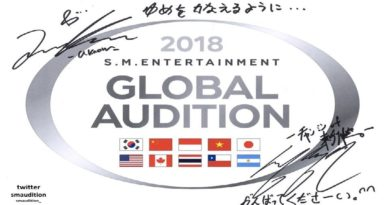 SMTOWN Global Audition 2018